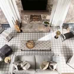 LAKE LANIER RENOVATION interior design sophisticated